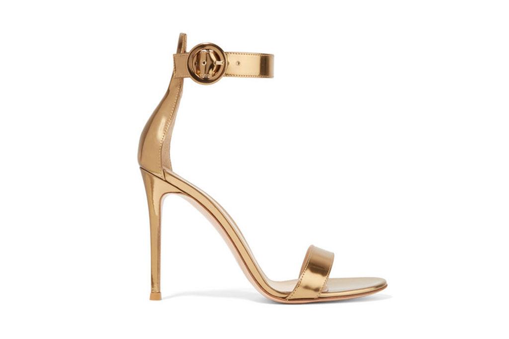 Gianvito Rossi's Portofino sandals
