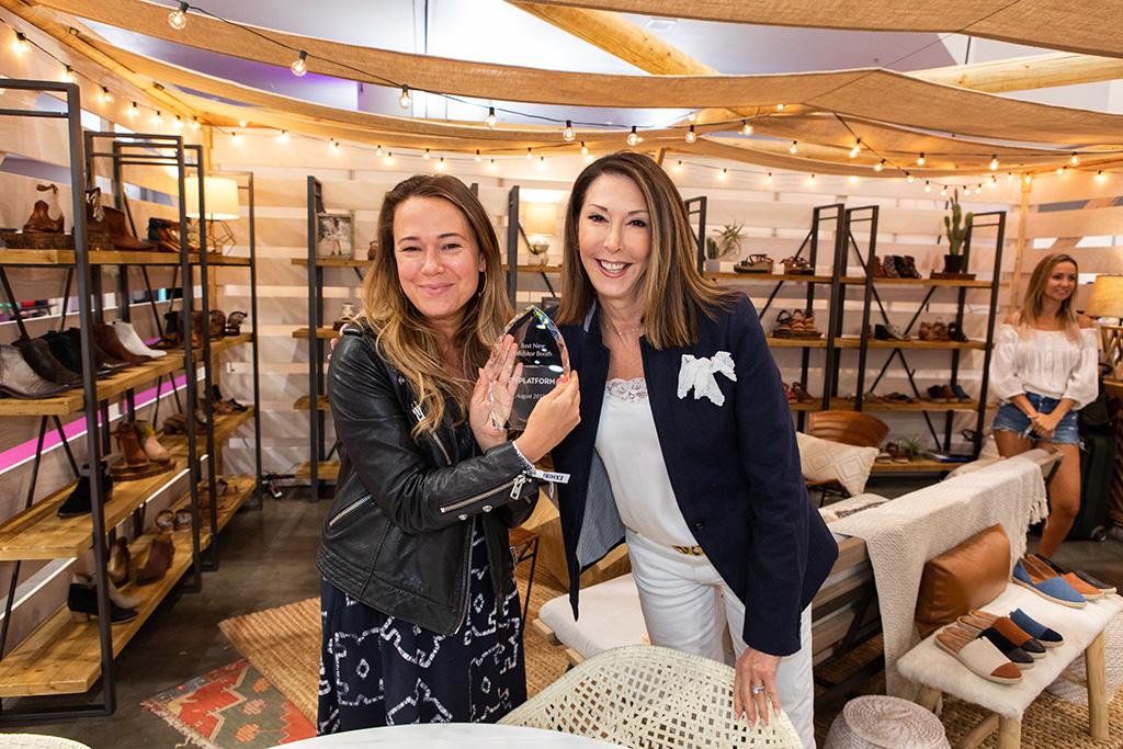 fn platform 2019, trade show, exhibitors, zodiac shoes