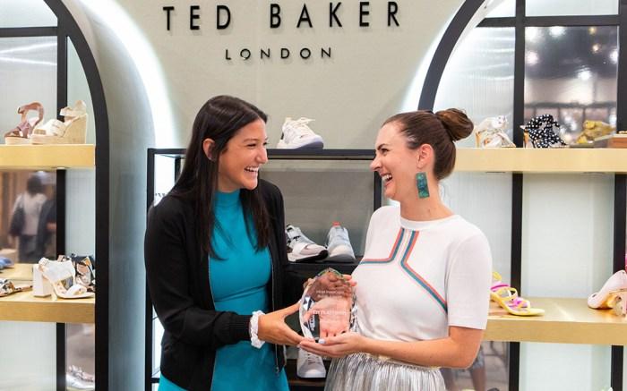 Ted Baker Glass Slipper Awards