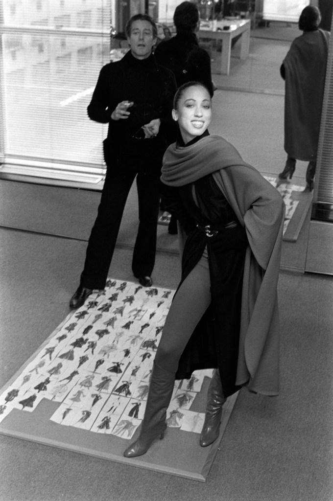 halston, pat, cleveland, fashion, 1977