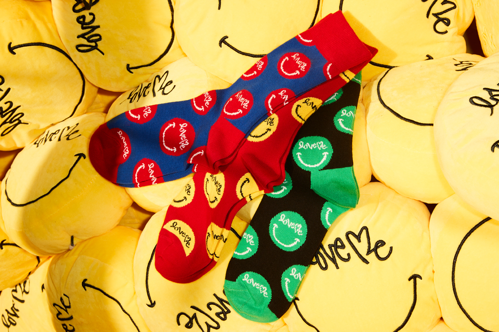 Happy Socks Curtis Kulig Collaboration