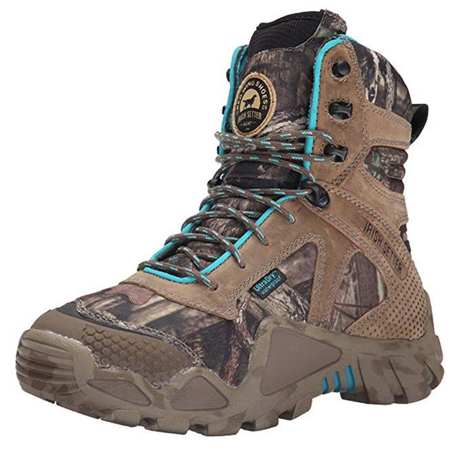 irish setter womens hunting boot, hiking boot, shoes