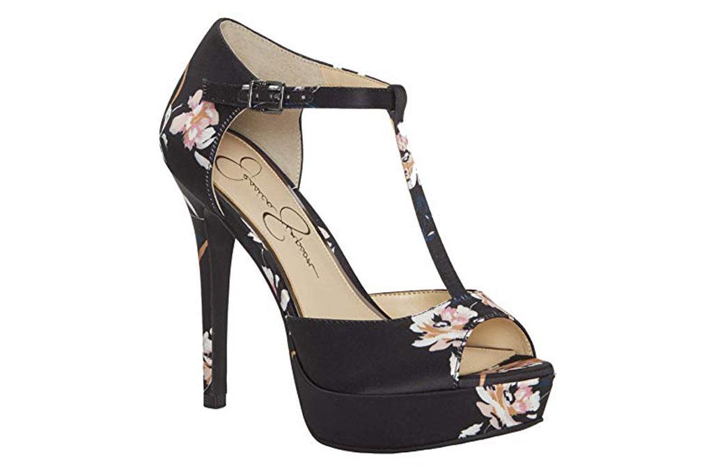 Jessica Simpson, pumps, shop, stiletto, dress