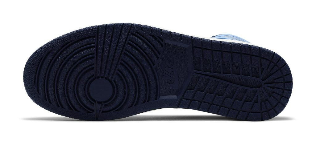 Air Jordan 1 Retro High OG 'Sail/Obsidian-University Blue'