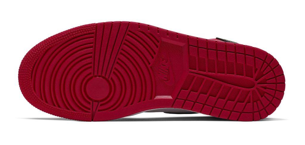 Air Jordan 1 Retro High OG Women's 'Satin Black Toe'