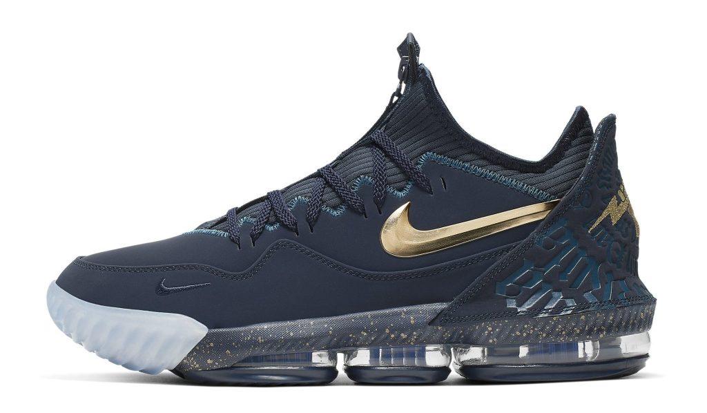 Titan x Nike LeBron 16 Low 'Agimat'