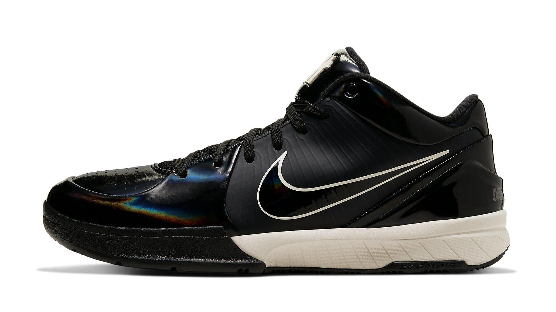 Undefeated x Nike Kobe 4 Protro Pack