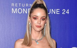 Miley Cyrus' Girlfriend Kaitlynn Carter Wears
