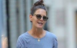 Katie Holmes, celebrity style, street style,