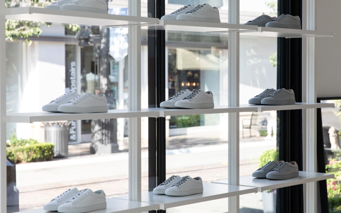 koio, pop-up, los angeles, the grove, sneakers