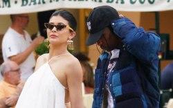 Kylie Jenner, Travis Scott, vacation, Italy,
