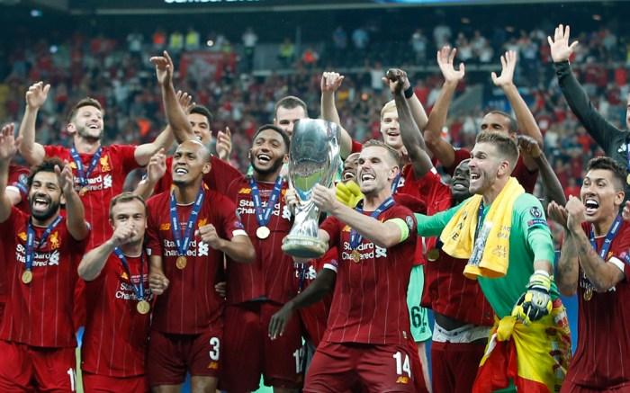 liverpool fc, champions, trophy, 2019