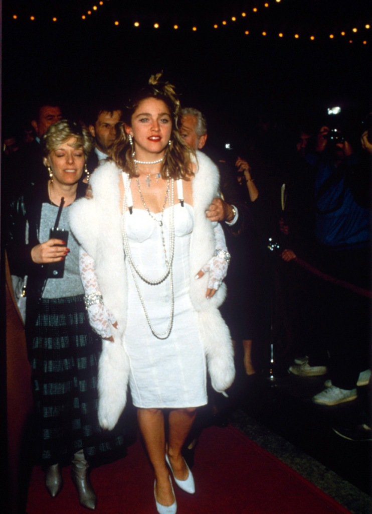 MADONNA'With Madonna' Film premiere, Los Angeles, America - 1985