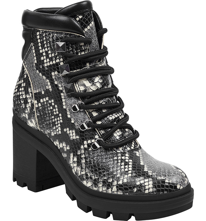 Marc Fisher Kini Platform Boot