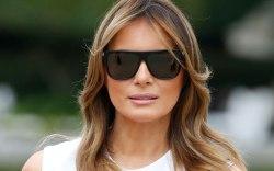 Melania Trump, celebrity style, France, g7