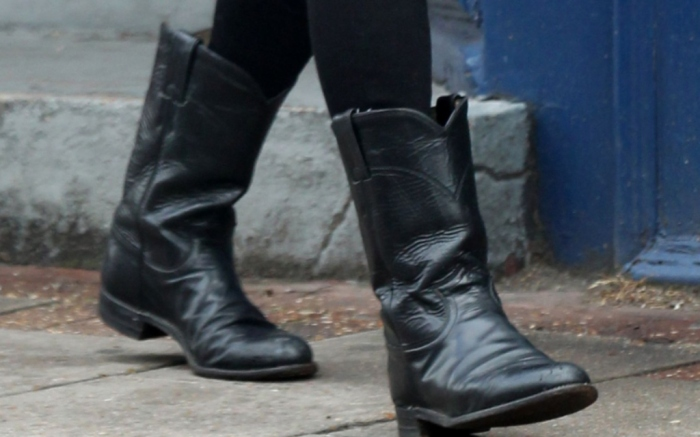 mid calf boots, womens shoes