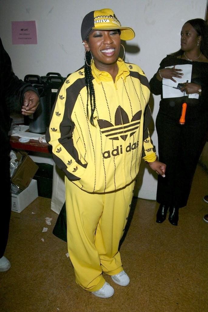 Missy Elliott, BET TELEVISION NETWORK FALL 2004 UPFRONT PRESENTATION, MANHATTAN CENTRE, NEW YORK, AMERICA - 13 APR 2004