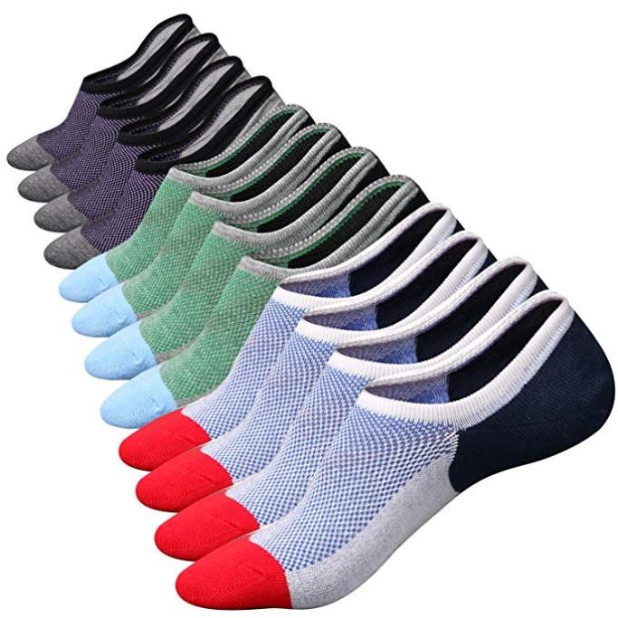 Mottee & Zconia Low Cut Socks