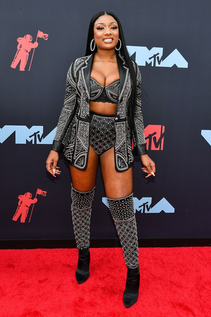 Megan Thee StallionMTV Video Music Awards, Arrivals, Prudential Center, New Jersey, USA - 26 Aug 2019