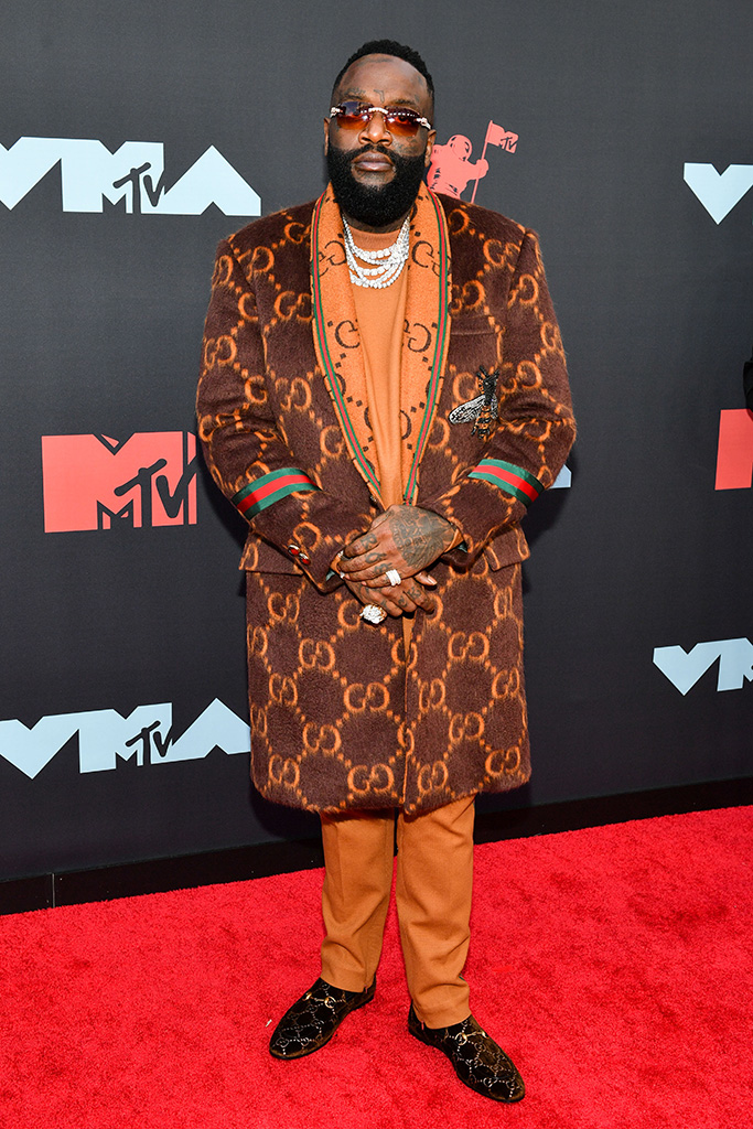 Rick RossMTV Video Music Awards, Arrivals, Prudential Center, New Jersey, USA - 26 Aug 2019