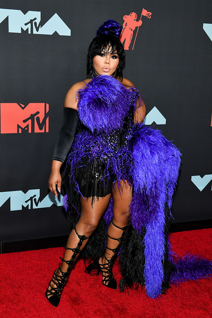 Lil' Kim MTV Video Music Awards, Arrivals, Prudential Center, New Jersey, USA - 26 Aug 2019