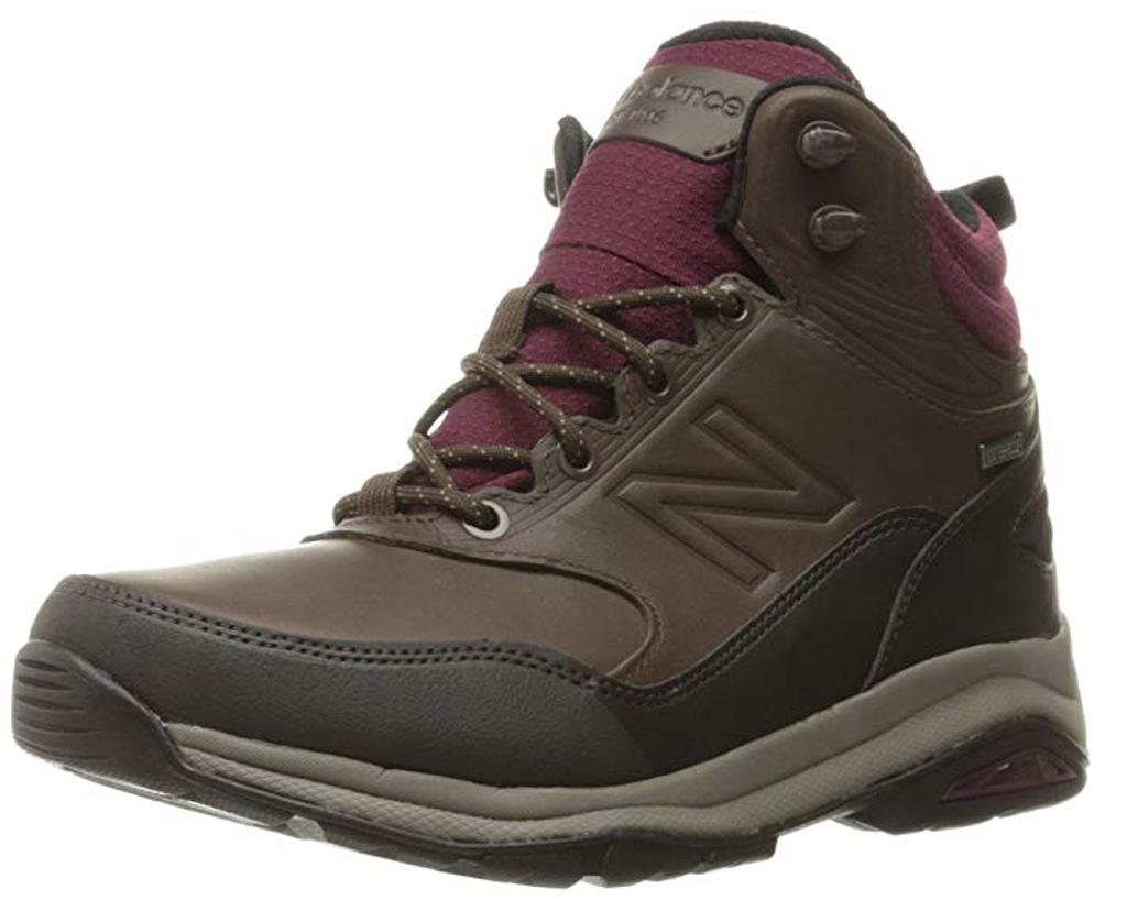 New Balance Women's WW1400v1 Walking Shoe, womens, brown, backpacking