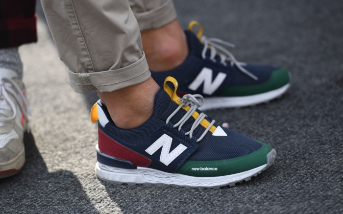 new balance sneakers, running, spring shoes, style, street