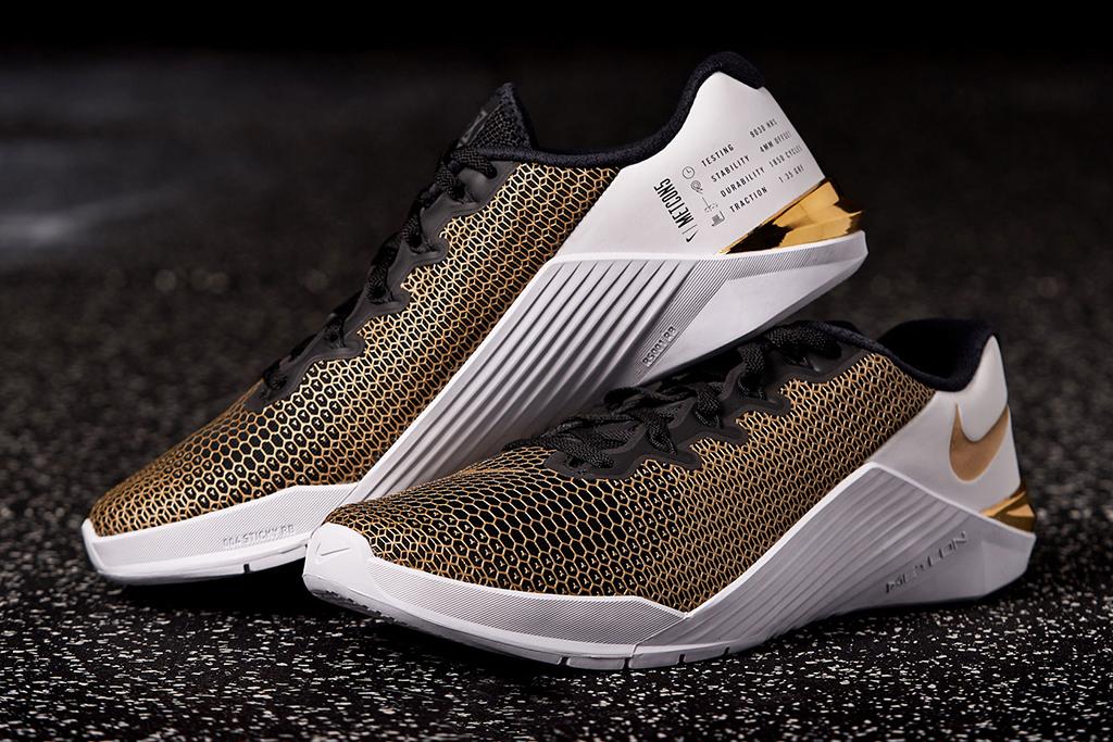 Nike Sells Customizable Metcon 5 Shoes