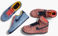 Nike x Levi's, sneaker collaboration
