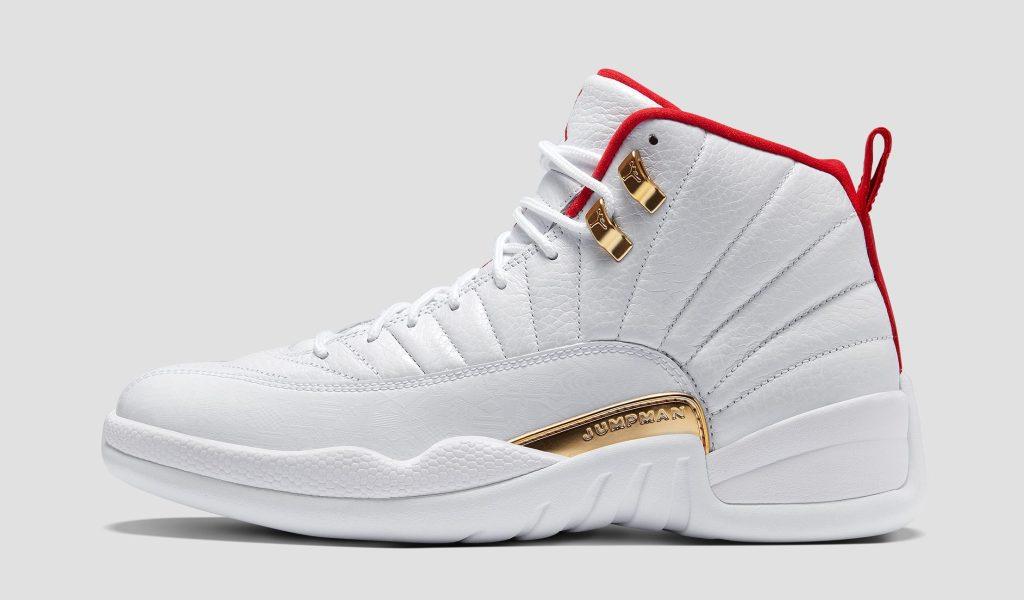 Air Jordan 12 2019 FIBA Collection