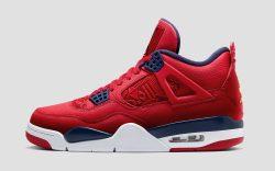 Air Jordan 4 2019 FIBA Collection