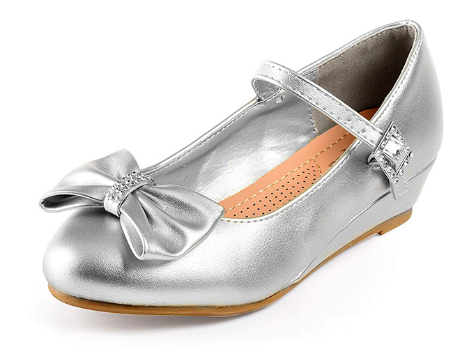 Nova Utopia Girls Dress Shoes, dress shoes with heels for little girls