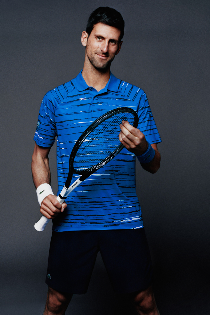 Lacoste Novak Djokovic US Open