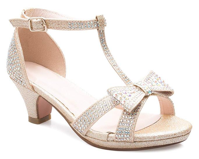 Olivia K Girls Sandal