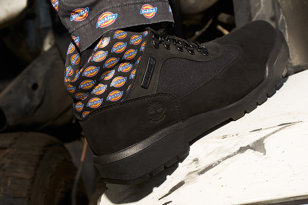 Opening Ceremony x Dickies x Timberland Field Boot black