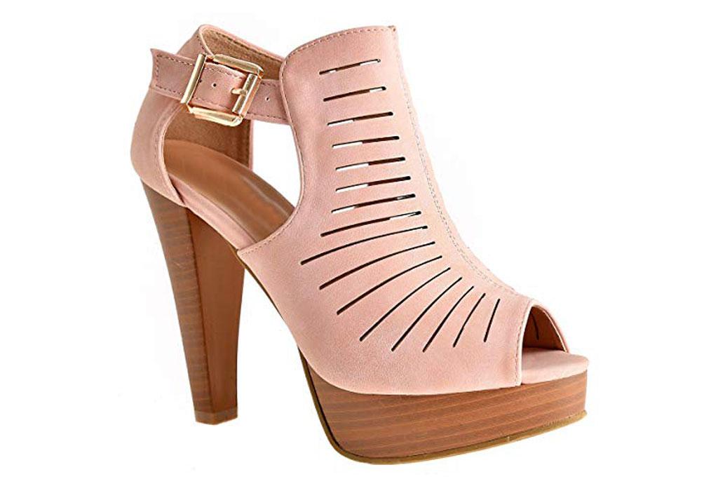 Top Moda, pumps, peep toe, shop