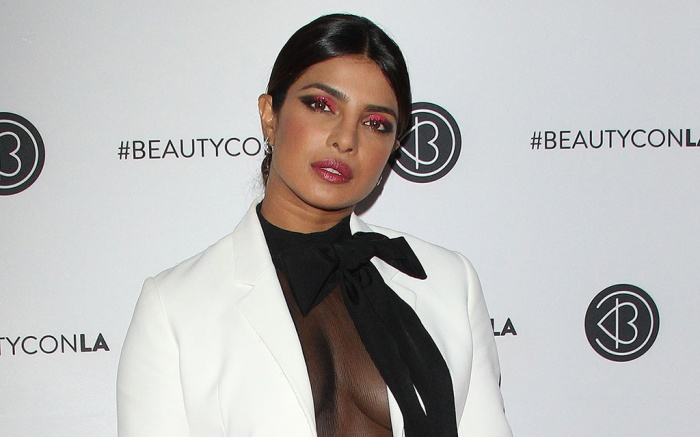 Priyanka Chopra arrives at Beautycon