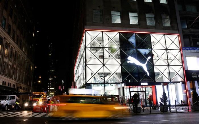 Puma Fifth Avenue New York City