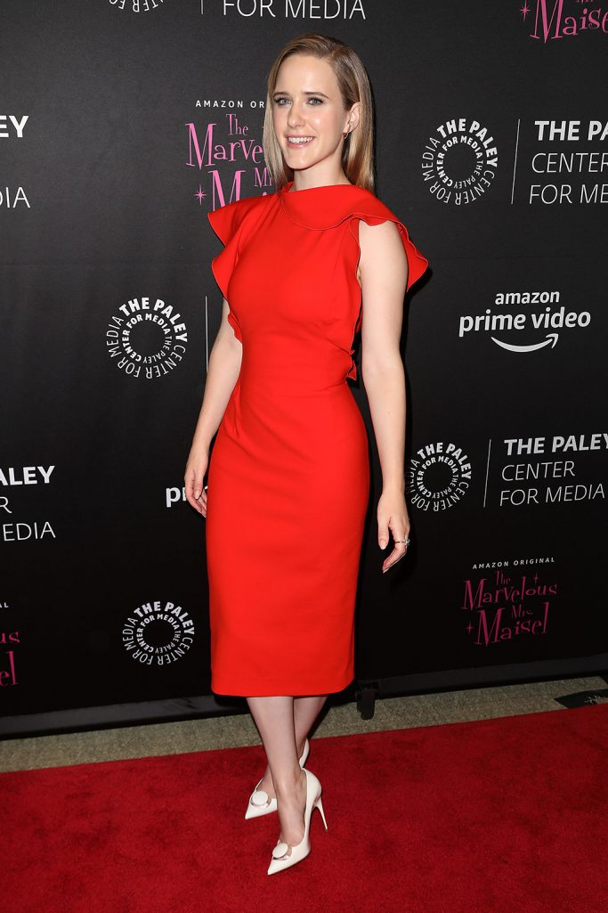 "Rachel BrosnahanThe Paley Center for Media Presents - ""Making Maisel Marvelous"" Celebrating the Opening of an Immersive Exhibit, New York, USA - 10 Aug 2019"