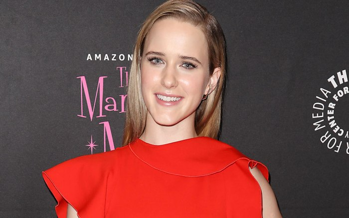 "Rachel Brosnahan The Paley Center for Media Presents - ""Making Maisel Marvelous"" Celebrating the Opening of an Immersive Exhibit, New York, USA - 10 Aug 2019"