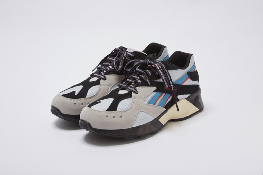 Reebok x Mita Sneakers x Bal Aztrek