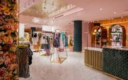 Inside Revolve's Las Vegas Retail Store