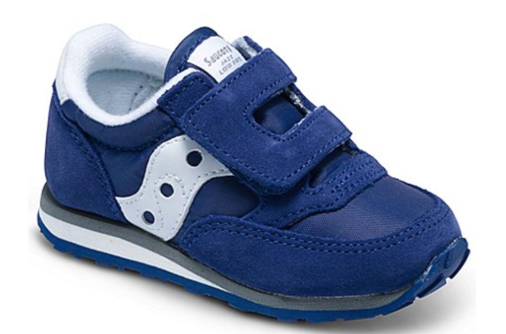 Saucony Little Kid's Baby Jazz Hook & Loop Sneaker