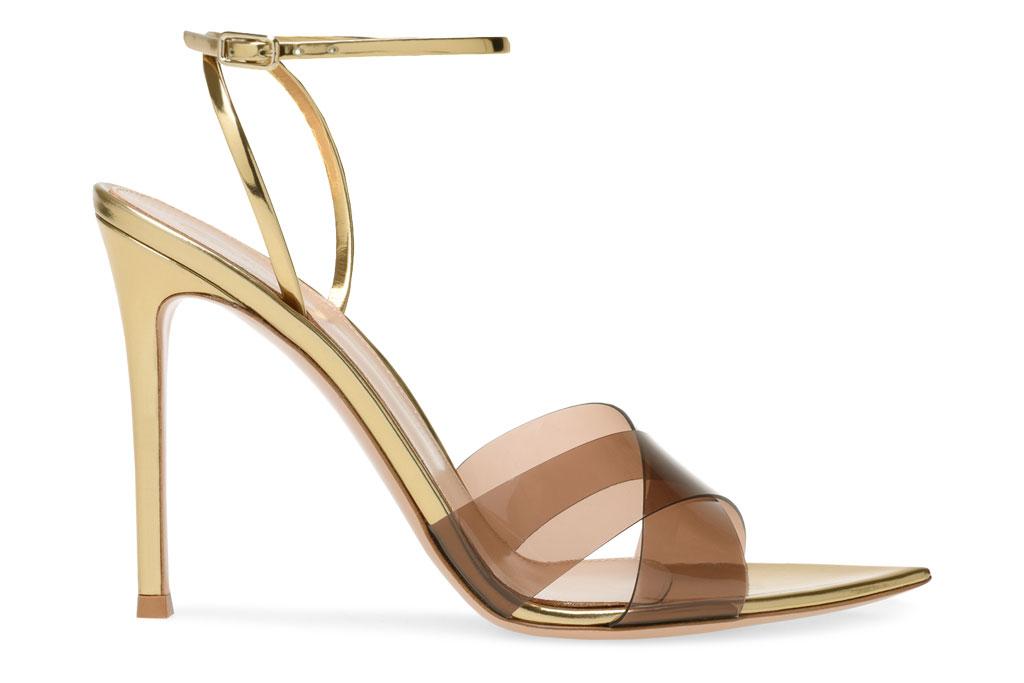 Gianvito Rossi, PVC sandal, Stark