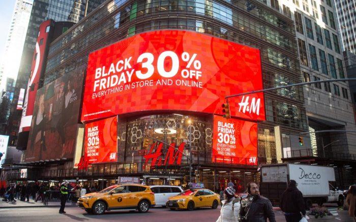 Black FridayBlack Friday, New York, USA - 23 Nov 2018