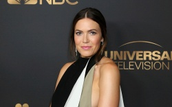 Mandy Moore attends the NBC and