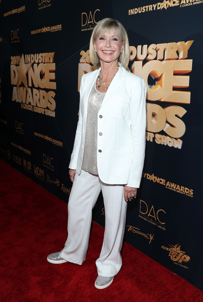 Olivia Newton-JohnIndustry Dance Awards & Cancer Benefit Show, Arrivals, Avalon Hollywood & Bardot, Los Angeles, USA - 14 Aug 2019