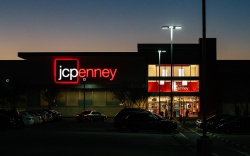 A view of a JC Penney