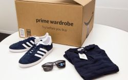 Items ordered through Prime Wardrobe are