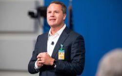 Walmart President and CEO, Doug McMillon,